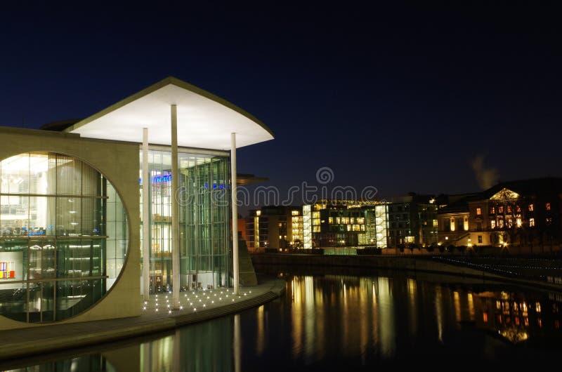 W Berlin rządowy okręg zdjęcie stock