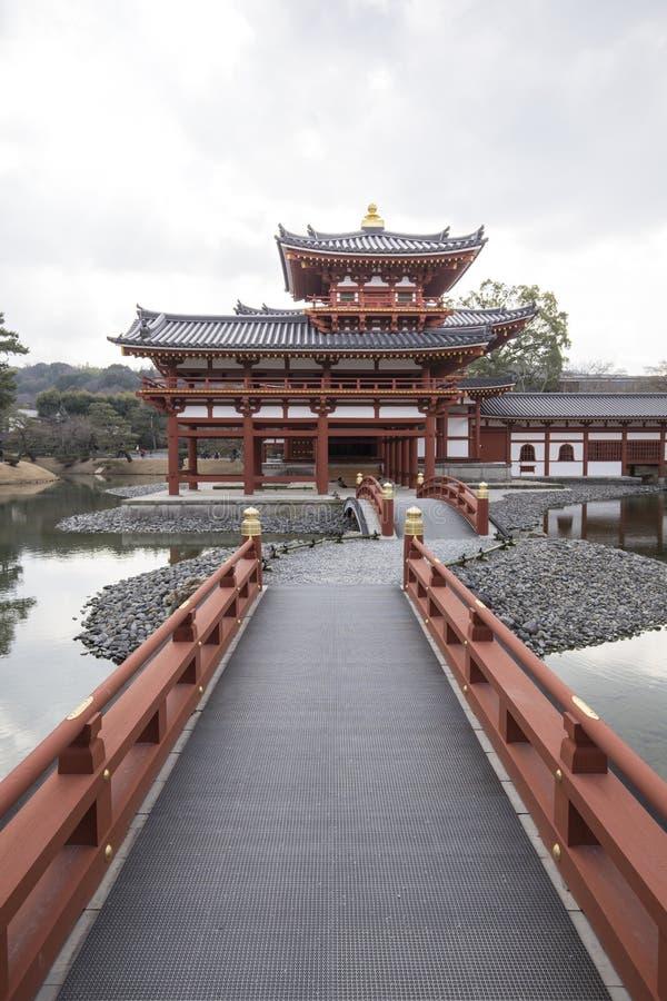 W Buddyjskiej świątyni, UNESCO światowego dziedzictwa miejsce feniks zdjęcia royalty free