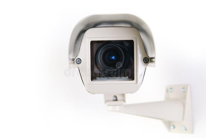 W budynki mieszkalne Cctv kamera obraz royalty free