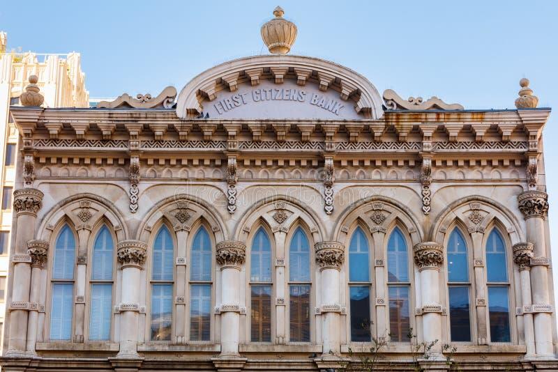 W centrum Austin architektura obraz royalty free