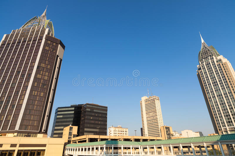 Mobilny Alabma fotografia stock