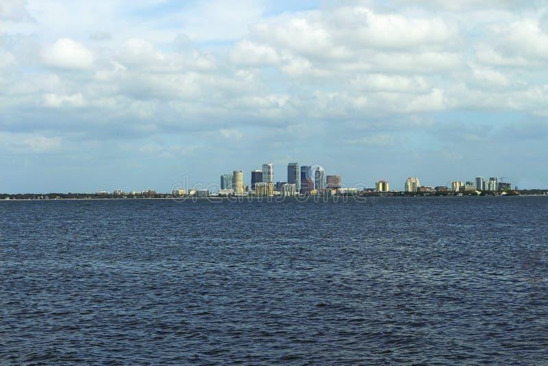 w centrum Tampa zdjęcie stock