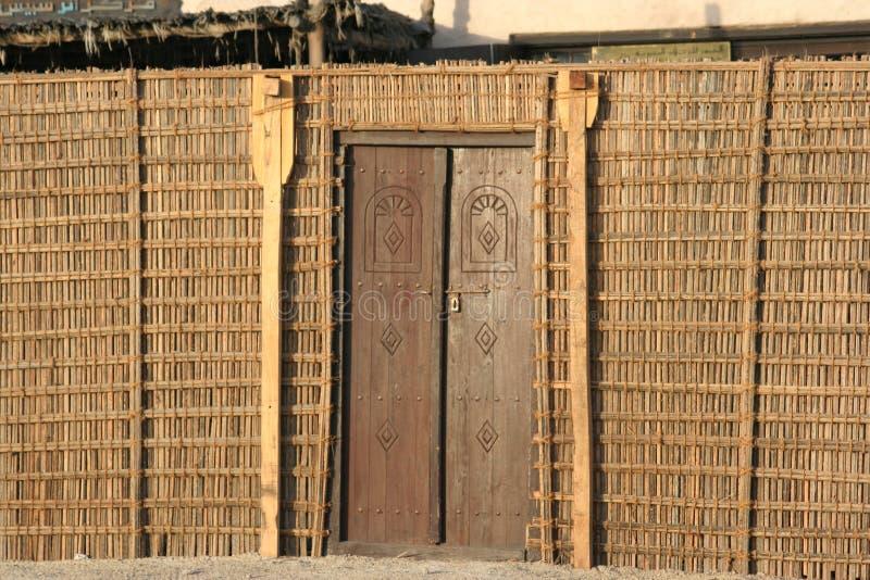 w domu po arabsku Dubaju drewniany fotografia stock