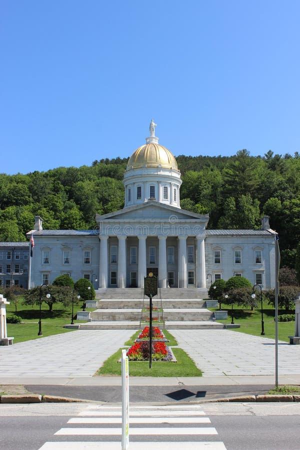 w domu stan Vermont obraz royalty free