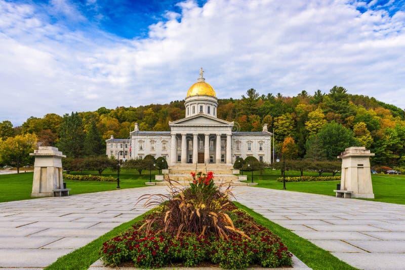 w domu stan Vermont zdjęcia stock