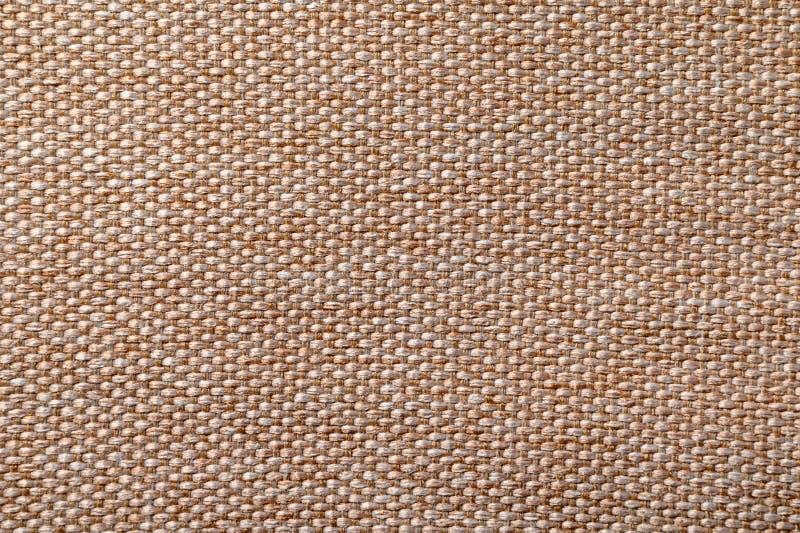 W górę brąz tekstylnej tekstury wysoka rozdzielczość obraz stock