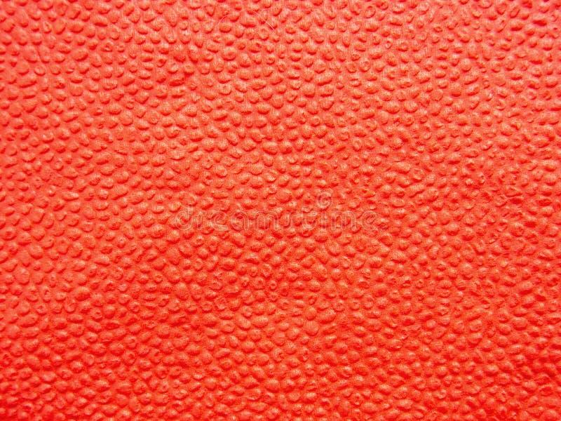 W górę czerwonej papierowej pieluchy, szkarłatny abstrakt textured tło fotografia royalty free