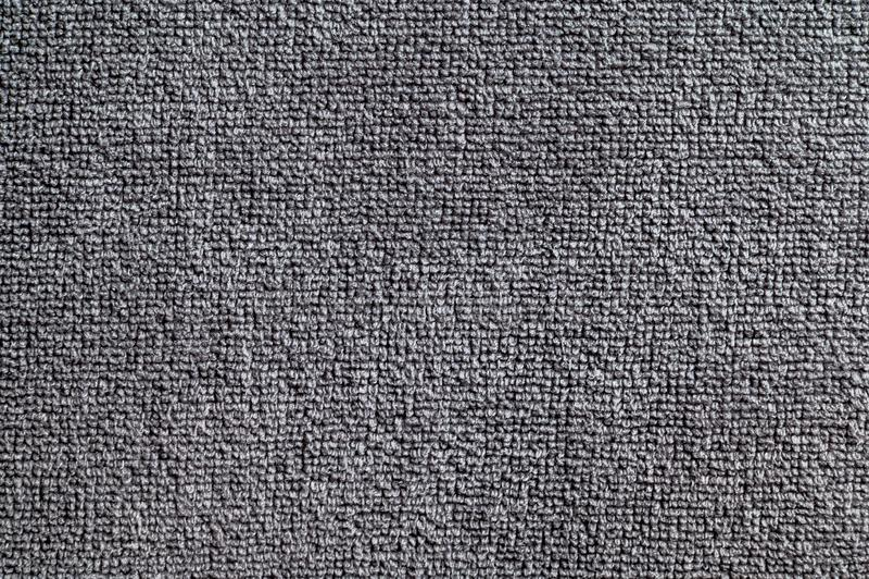 W górę nano tekstylnej tekstury szary ręcznik fotografia royalty free