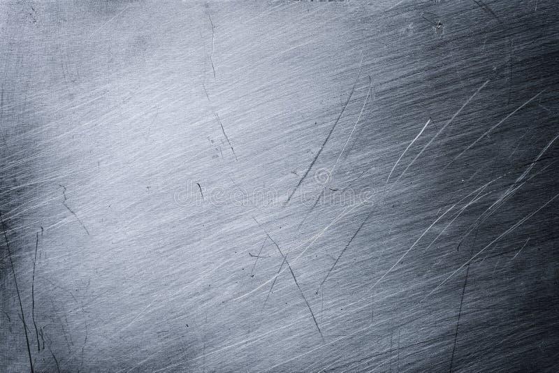 W górę szarego grunge metalu tekstury tła zdjęcie royalty free