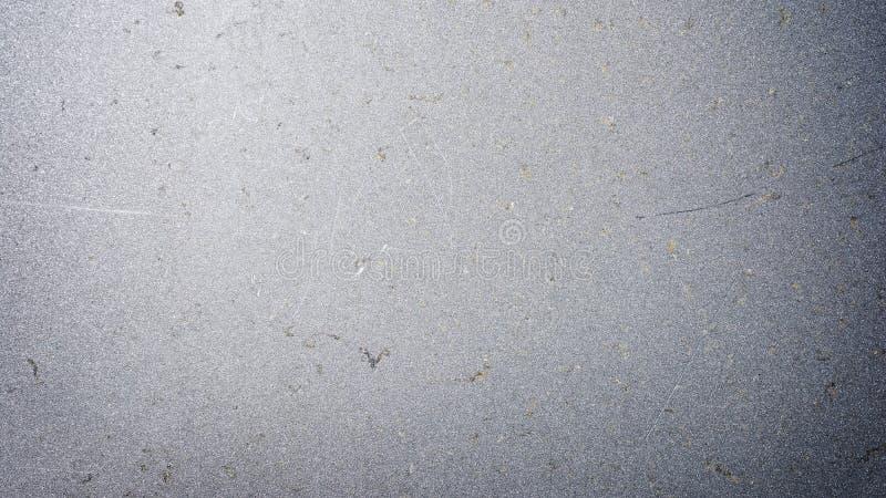 W górę szarego grunge metalu tekstury tła obraz stock
