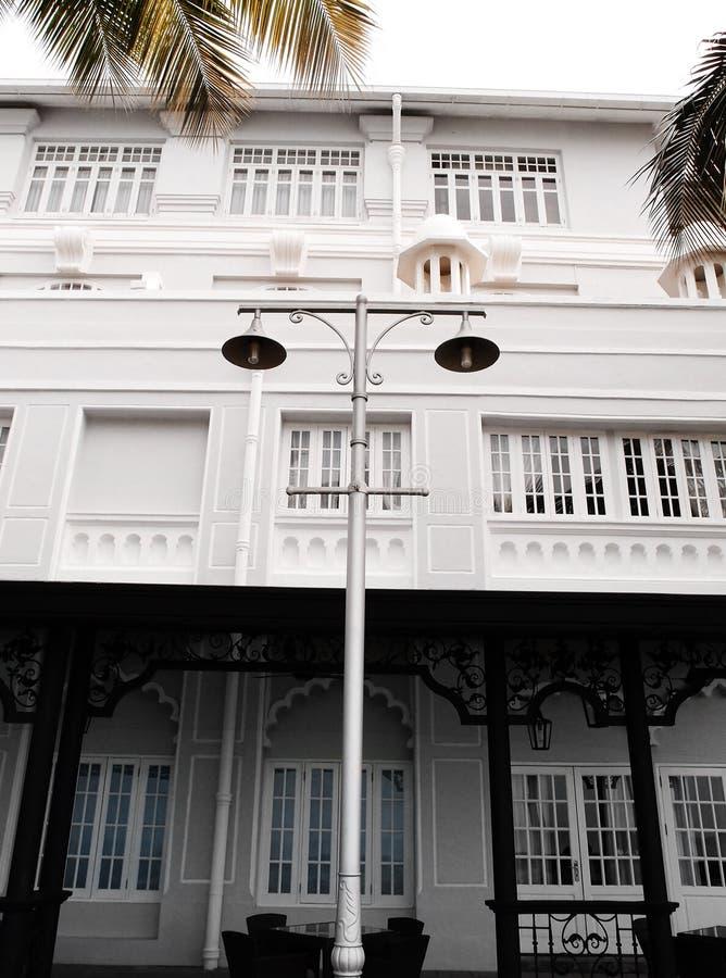 W Georgetown dziedzictwo historyczny hotel, Malezja obrazy royalty free