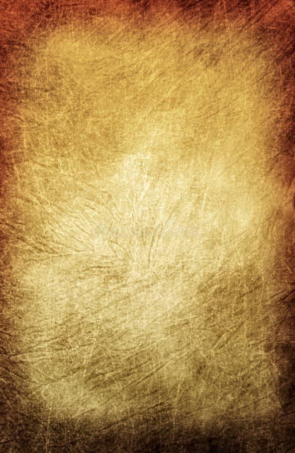 w gre brezentowy złoto obraz stock