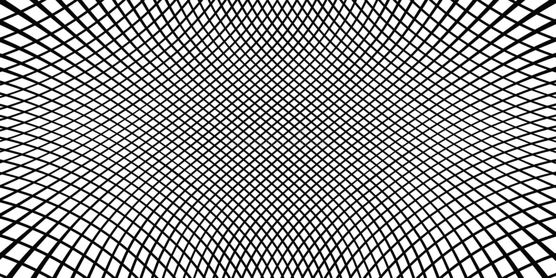 W kratkę monochromatyczny tło Prosta liniowa halftone tekstura ilustracji