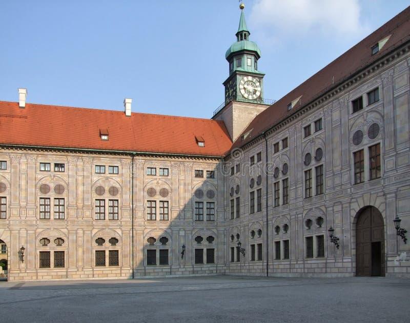 W Monachium Residenz zdjęcie royalty free