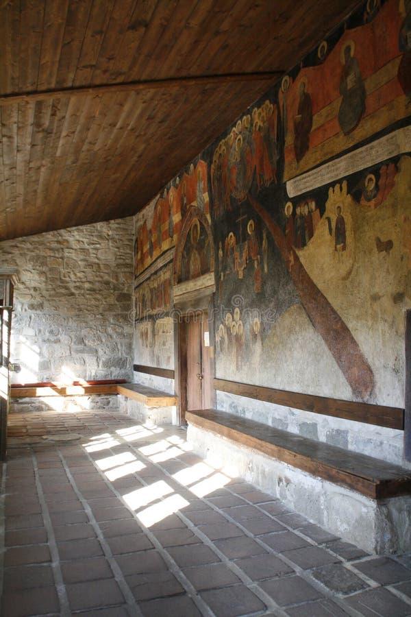 W Nessebar St. kościół Stephen. Bułgaria obraz royalty free