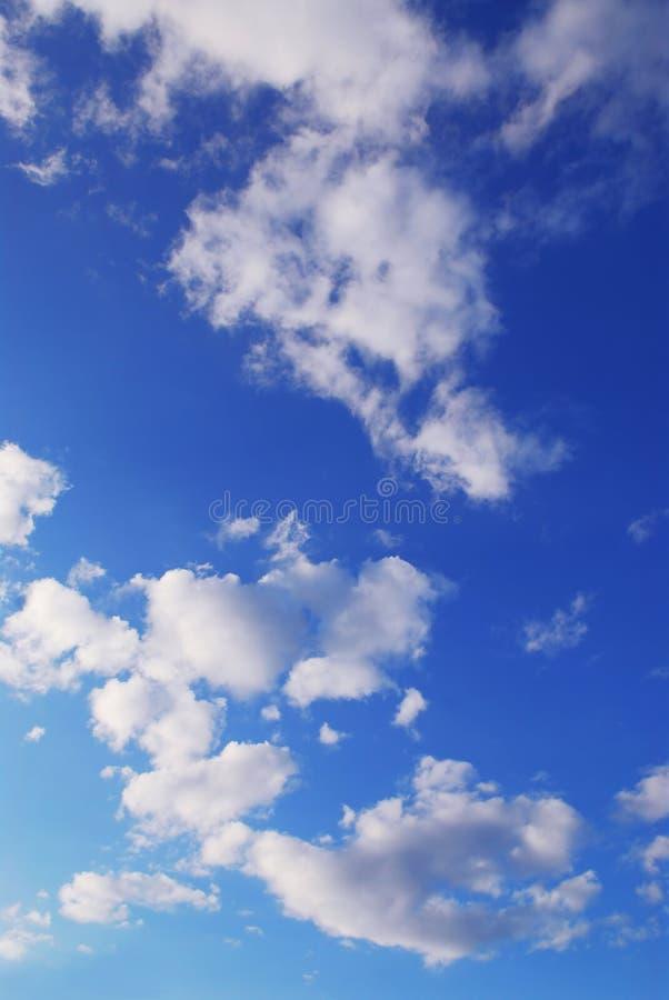 w niebo obraz royalty free