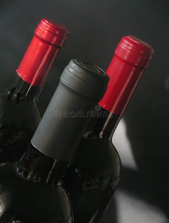 Włoskie Wino Gatunkowe Zdjęcie Stock
