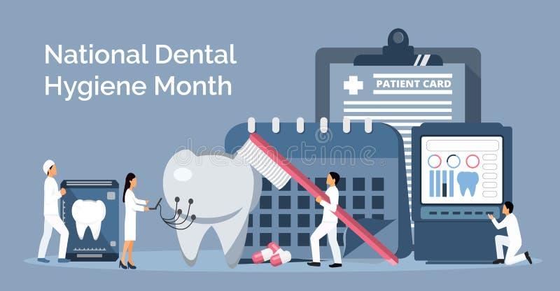 W październiku obchodzony jest Narodowy Miesiąc Higieny Psychicznej Mali dentyści robią rentgenowskie zdjęcia zębów, aby pomóc w  ilustracji