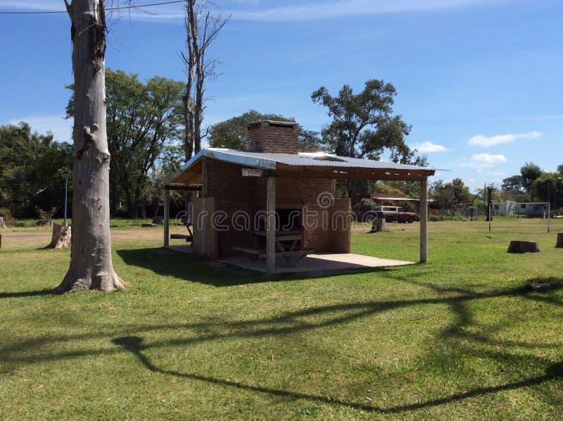 W pobliżu Mercedez, lokalizować wśród pampasów w sercu Północny Argentyna zdjęcia stock