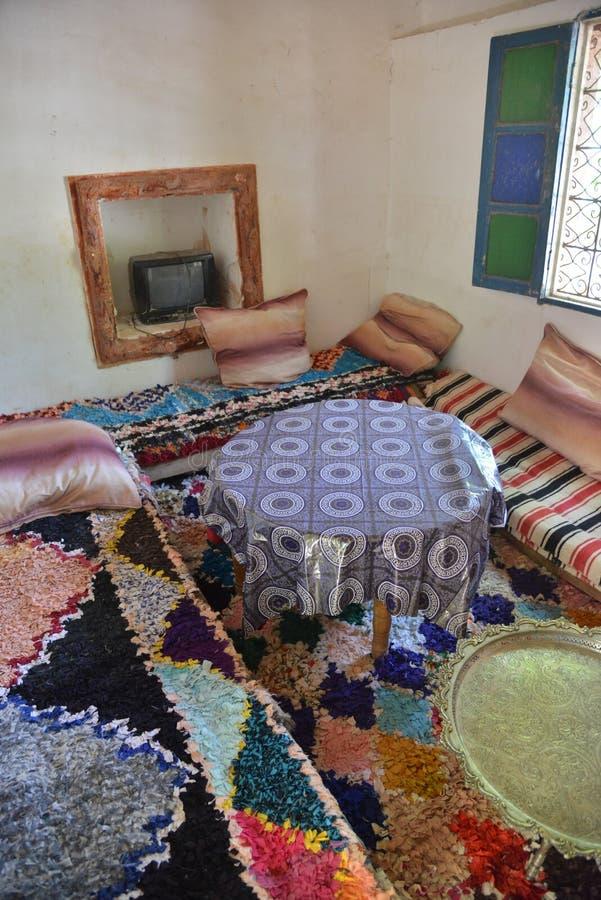 Download Wśród domu Maroko zdjęcie stock. Obraz złożonej z kultura - 57652912