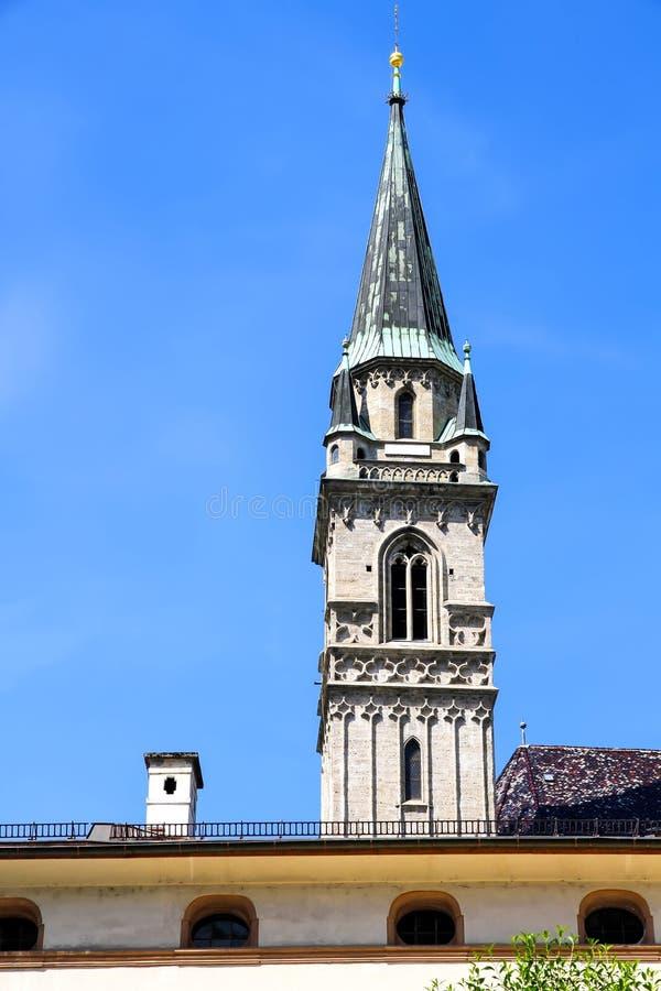 Download W Salzburg Historyczna Architektura Zdjęcie Stock - Obraz złożonej z miejsce, wakacje: 53791188