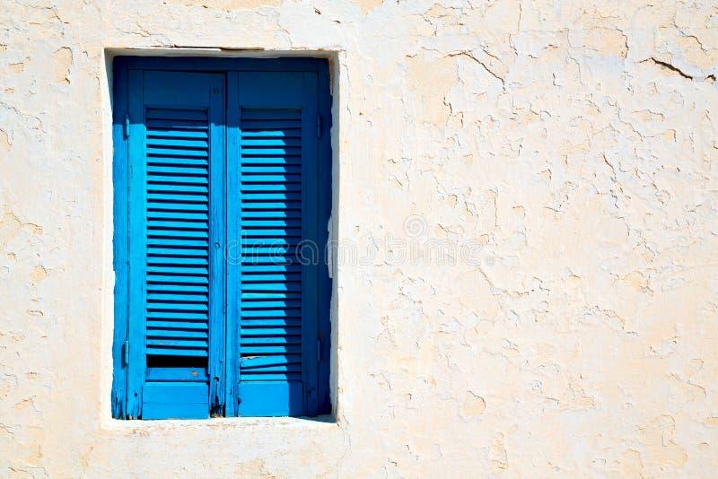 w santorini Europe Greece stary i ścienny zdjęcie stock
