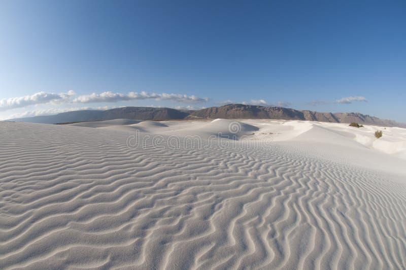 W Socotra wyspie piasek diuny obraz royalty free