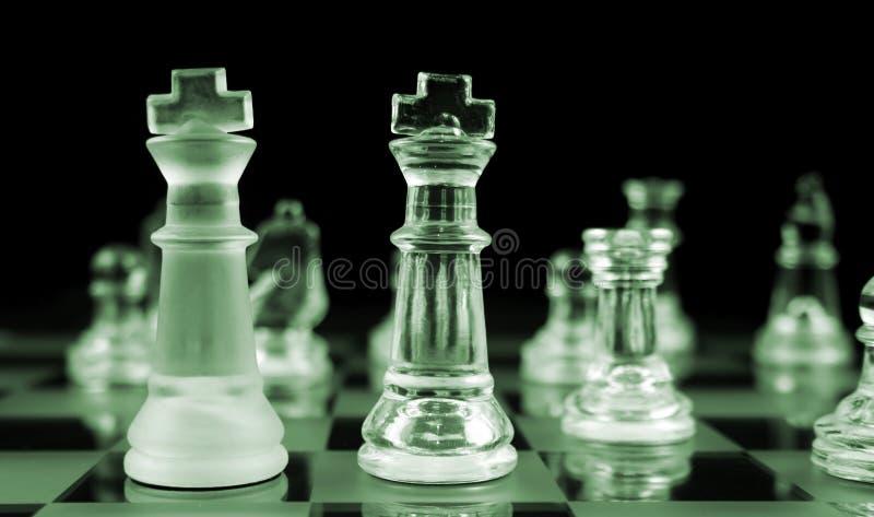 w szachy zdjęcia royalty free