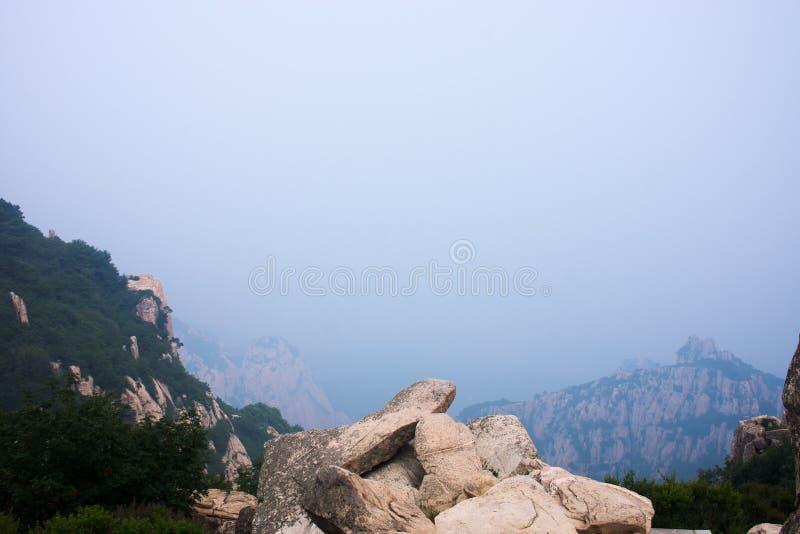 W szczycie Viewing platforma fotografia stock
