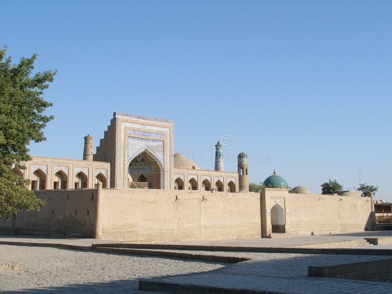 w szkole koraniczny Uzbekistan obrazy stock
