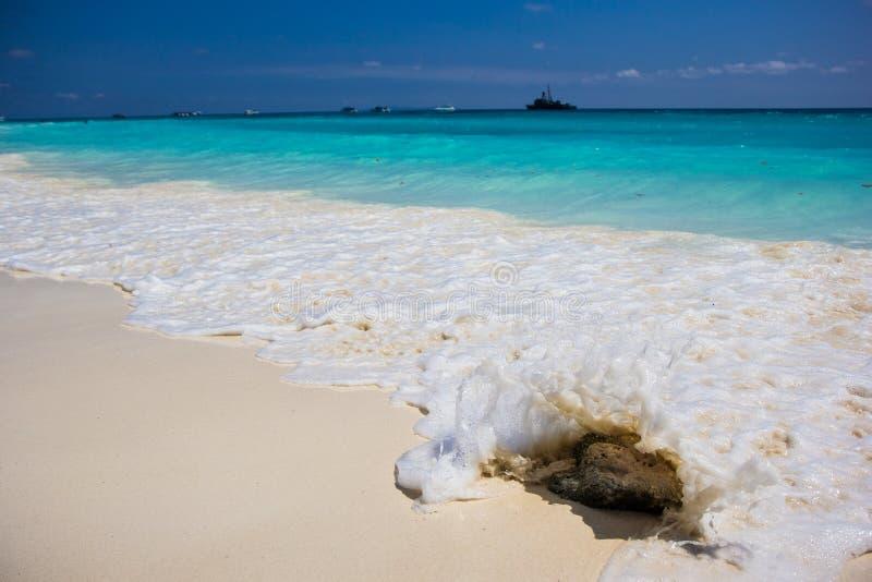 W Tajlandia Andaman Morze zdjęcia royalty free