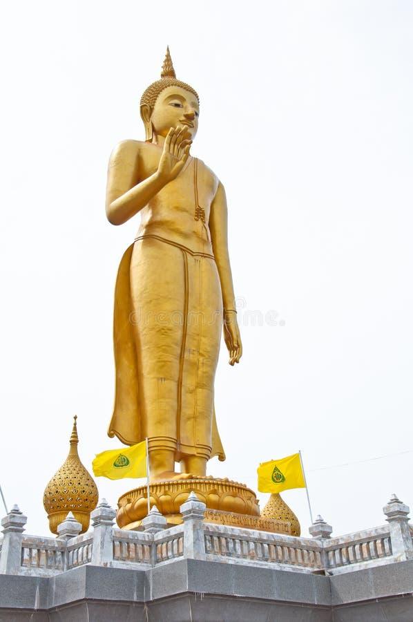 W Tajlandia tajlandzki Buddha zdjęcia stock