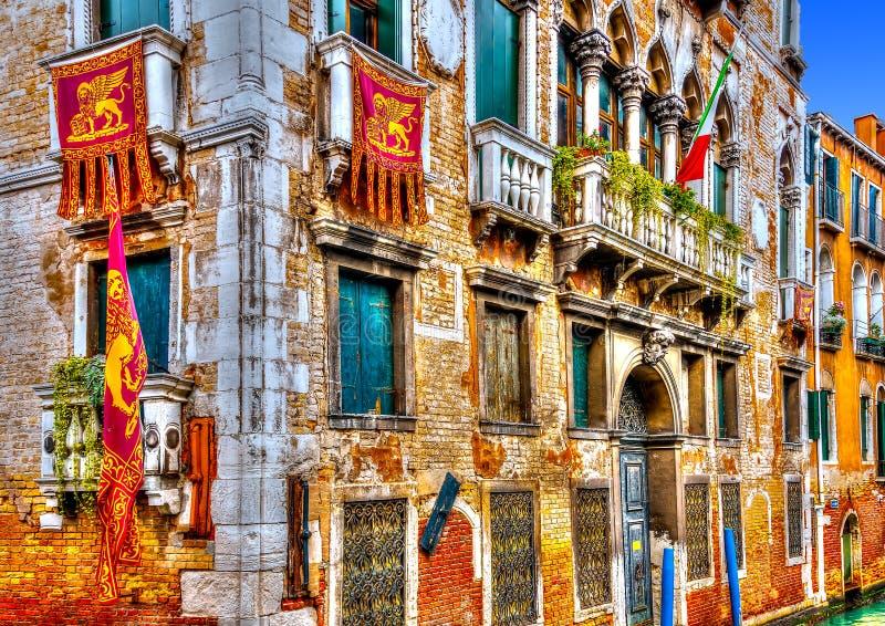 W Wenecja Włochy zdjęcie royalty free