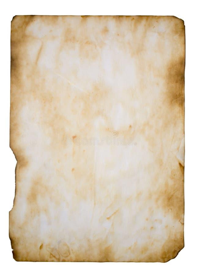 w wieku brudny papier ilustracja wektor