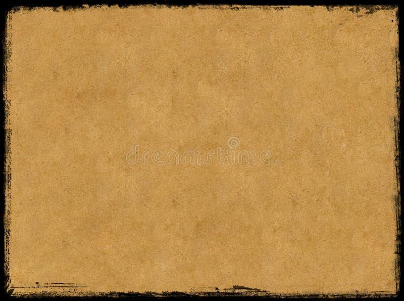 w wieku od papieru zdjęcie stock