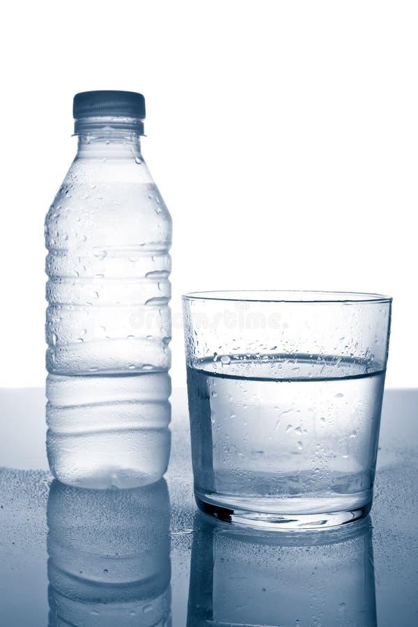wa för mineral för flaskexponeringsglas fotografering för bildbyråer