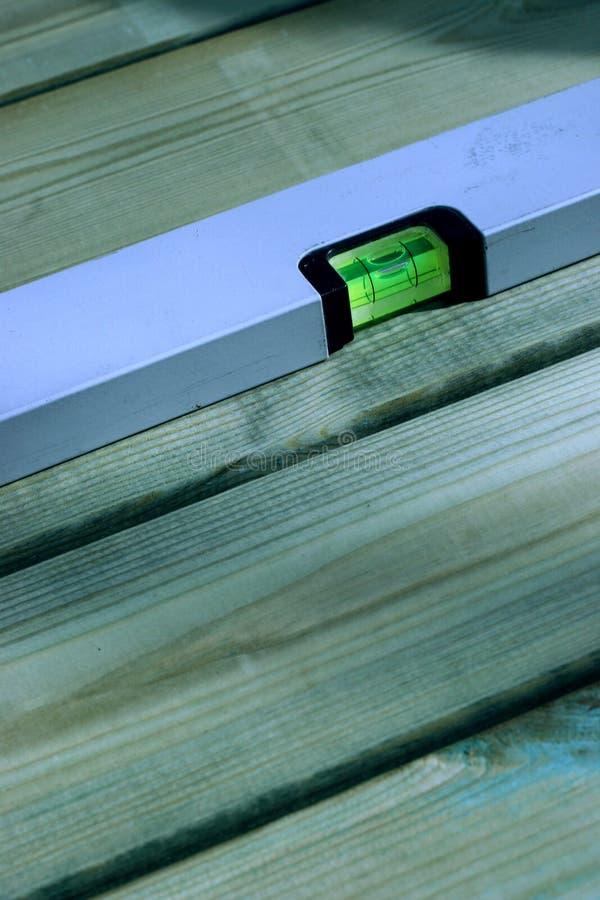 Waagerecht ausgerichtetes Holz lizenzfreies stockbild