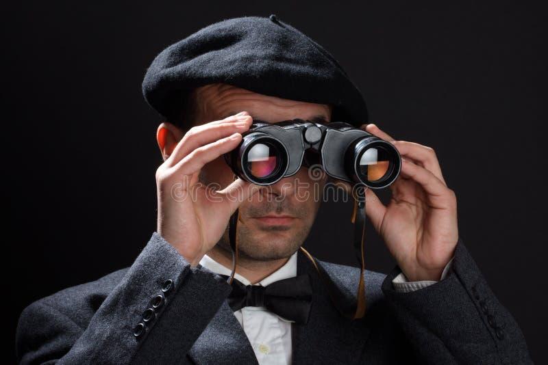 Waarnemer royalty-vrije stock fotografie