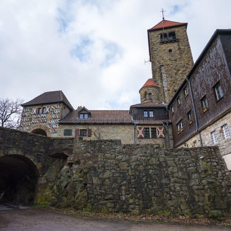 Wachenburg royalty free stock photos