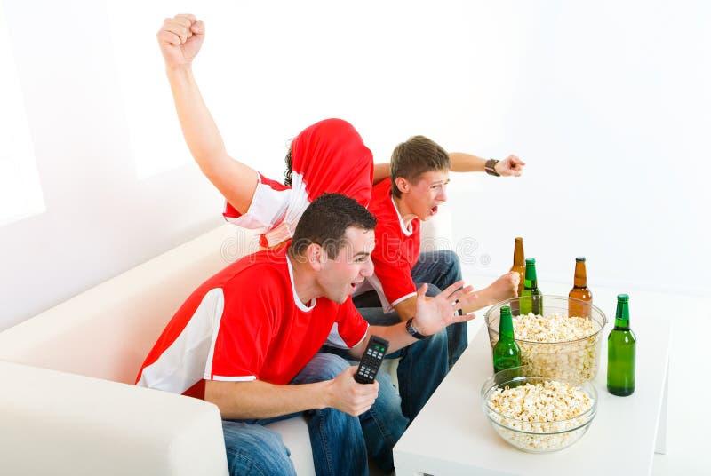 wachluje szczęśliwego sport zdjęcia royalty free