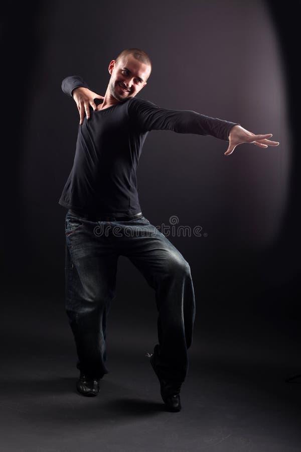 Download Wacking man dancer stock image. Image of dance, breakdancer - 12950895