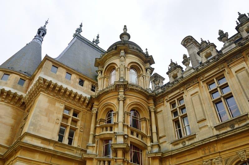 Waddesdonmanor Oxfordshire royalty-vrije stock foto's