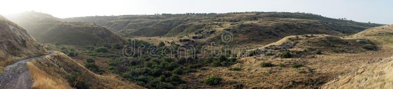 Wadi Mezar fotografia stock