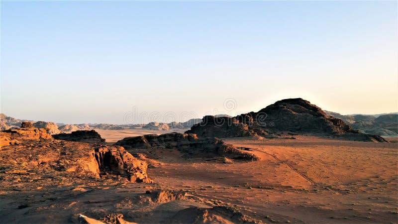 Wadi Rum image stock