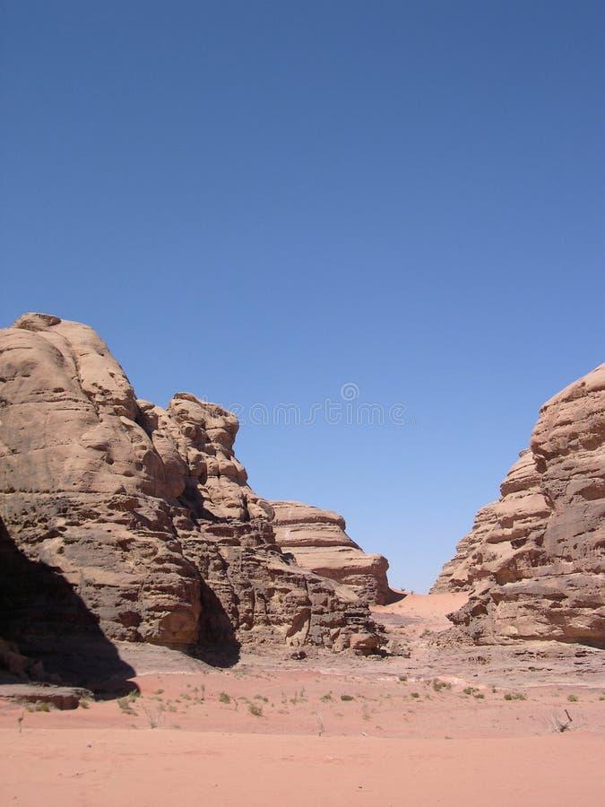 Free Wadi Rum Desert Royalty Free Stock Photography - 607107