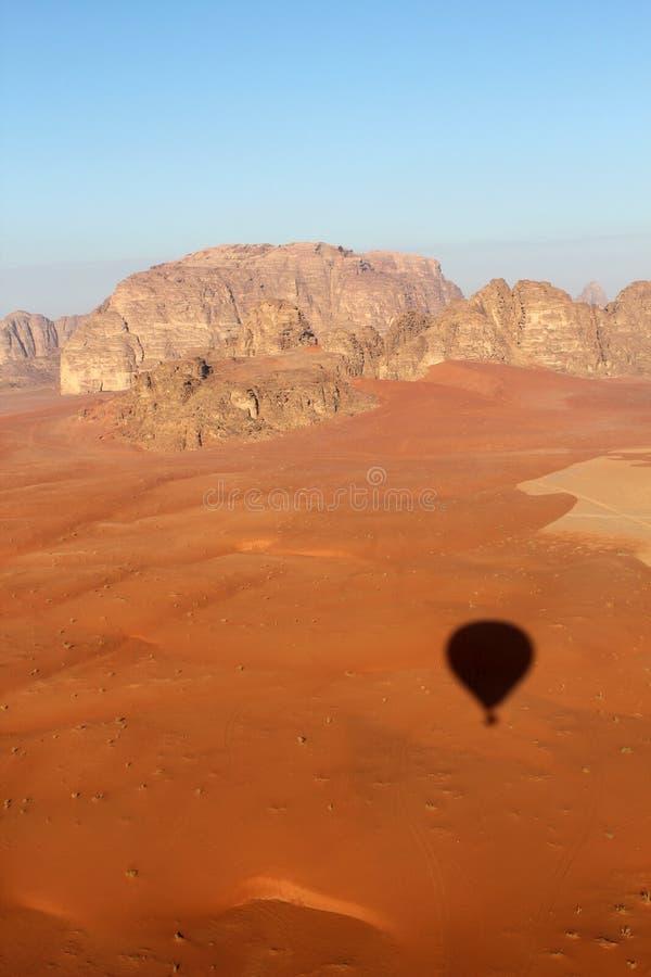 Download Wadi Rum Desert From Above. Jordan Stock Image - Image: 21988961