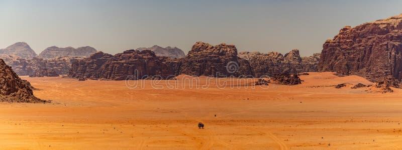 Wadi Rum II royalty-vrije stock afbeeldingen