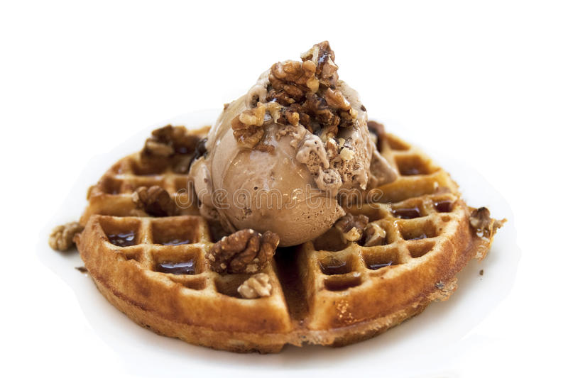 Download Waffle Royalty Free Stock Photography - Image: 23058957