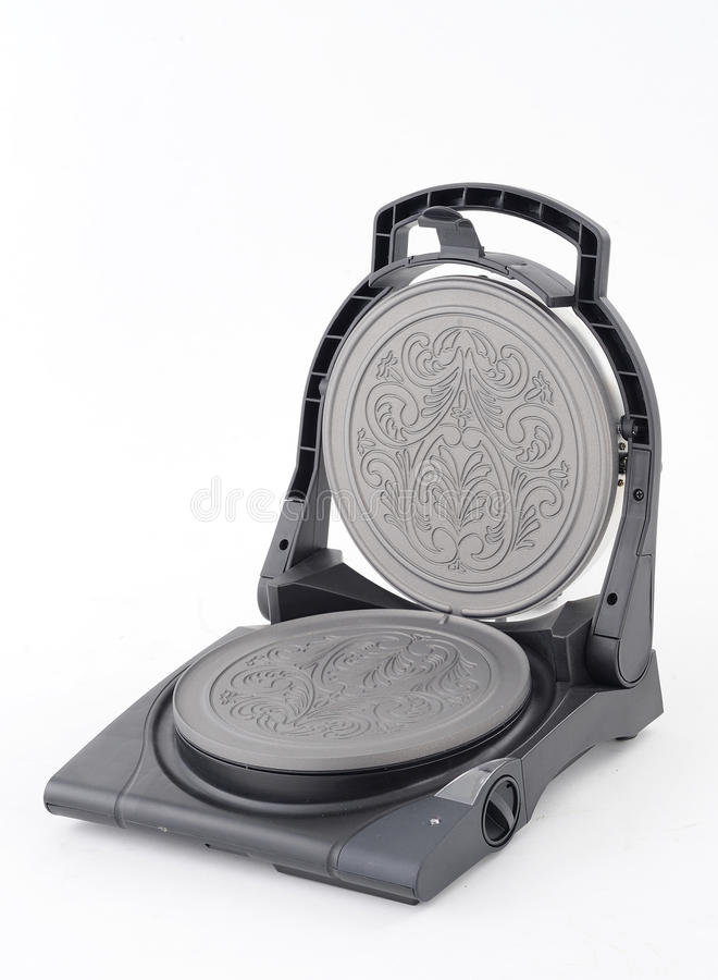 Download Waffle iron stock photo. Image of fresh, appliance, iron - 22665114