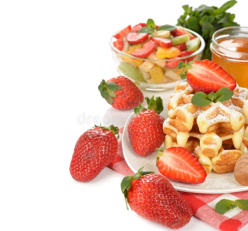 waffles стоковые изображения rf